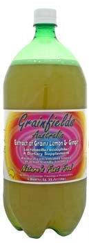 Grainfields Organic Lemon & Ginger Liquid Concentrate 2lt