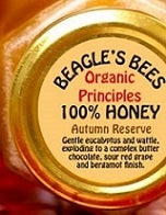Beagle's Bees Honey Autumn Reserve 100% Honey 500gm