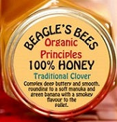 Beagle's Bees Honey Traditional Clover 100% Honey 500gm