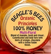 Beagle's Bees Honey Multi-Flora 100% Honey 500gm
