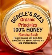 Beagle's Bees Honey Manuka Bush 100% Honey 500gm