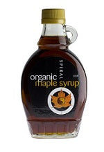 Spiral Foods Organic Maple Syrup