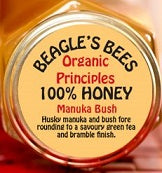 Beagle's Bees Honey Manuka Bush Blend 100% Honey 250gm