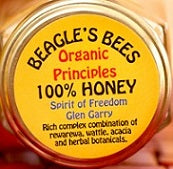 Beagle's Bees Spirit of Freedom Glen Garry 100% Honey 250gm