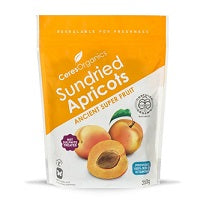 Ceres Organics Sundried Apricots 350gm