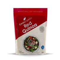 Ceres Organics Quinoa Red 400gm