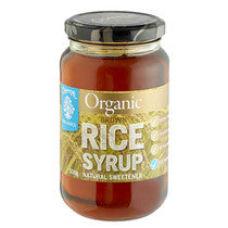 Chantal Organics Rice Syrup 500g