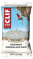 Clif Bar Coconut Chocolate Chip 60gm