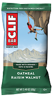 Clif Bar Oatmeal Raisin Walnut 60gm