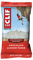 Clif Bar Chocolate Almod Fudge 60gm