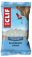 Clif Bar Blueberry Crisp 60gm