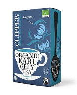 Clipper Fairtrade Organic Earl Grey Tea 20tbags