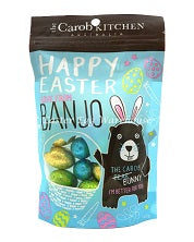 The Carob Kitchen Banjo Bunny Mini Egg Gift Bag