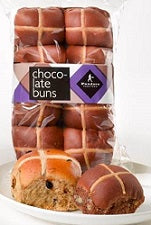 Hot Cross Bun Pandoro Chocolate 8pack