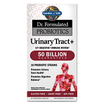Dr. Formulated Probiotics Urinary Tract+ 50 Billion CFU 60Vcaps