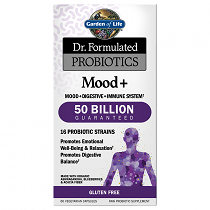 Dr. Formulated Probiotics Mood + 50 Billion CFU 60VCaps