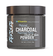 inVitamin's Natural Tooth & Gum Powder - Peppermint