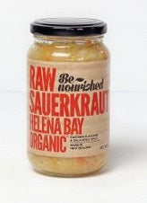 Be Nourished Helena Bay Sauerkraut