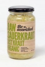 Be Nourished Just Kraut Raw Sauerkraut