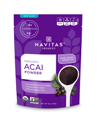 Navitas Acai Powder 113gm