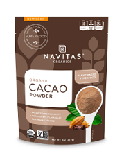 Navitas Cacao Powder 227gm