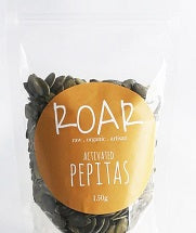 Roar Activated Pepitas Raw Organic 125g