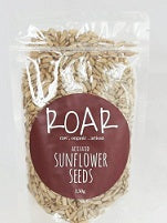 Roar Activated Sunflower Seeds Raw Organic 125g