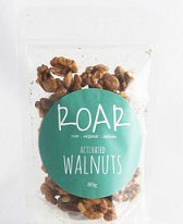 Roar Activated Walnuts Raw Organic 80g
