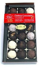 Swiss Bliss Christmas Connoisseur Chocolate selection 245gm