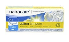 Natracare Tampons Super Digital Tampons 20's