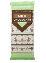 Trade Aid Cardamom and Orange Milk Chocolate