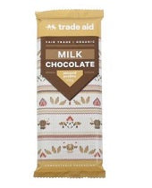 Trade Aid Almond Praline Milk Chocolate
