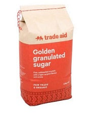 Trade Aid Golden Granulated Sugar 1.5kg