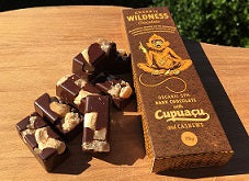 Wildness Chocolate with Cupuaçu and Cashews