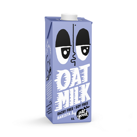 All Good Barista Oat Milk 1lt