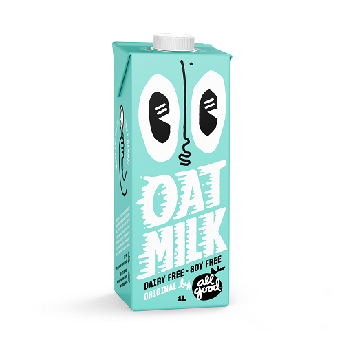 All Good Oat Milk 1lt - 6x1lt - less 15% off