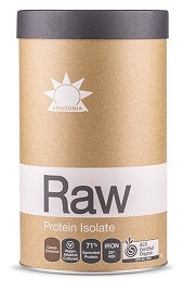 Amazonia Raw Protein Isolate Cacao Coconut 500gm