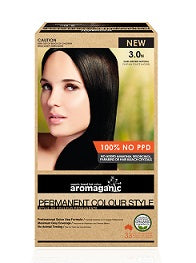 Aromaganic 3.0N Dark Brown (Natural)