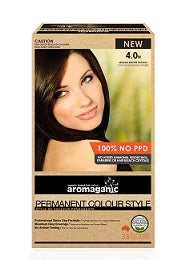 Aromaganic 4.0N Dark Brown (Natural)