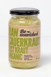 Be Nourished Just Kraut Raw Sauerkraut 700gm