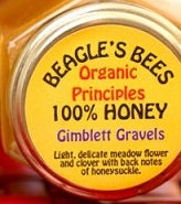 Beagle's Bees Gimblett Gravels 100% Honey 250gm