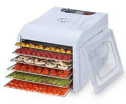 BioChef Arizona 6 Tray Food Dehydrator