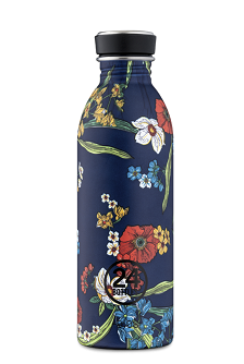 24 Bottles Urban Stainless Steel Denim Bouquet