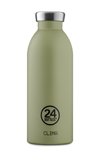 24 Bottles Clima Stainless Sage