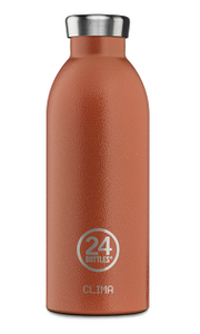 24 Bottles Clima Stainless Sunset Orange