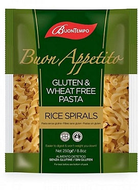 Buontempo Pasta Spirals 500gm - 20% off