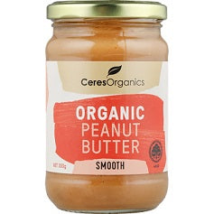 Ceres Organics Peanut Butter Smooth - 10% off