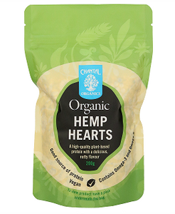 Chantal Organic Hemp Hearts