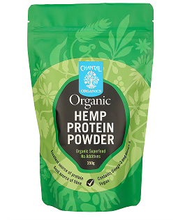 Chantal Organic Hemp Protein Powder