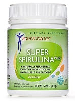 Body Ecology Super Spirulina Plus